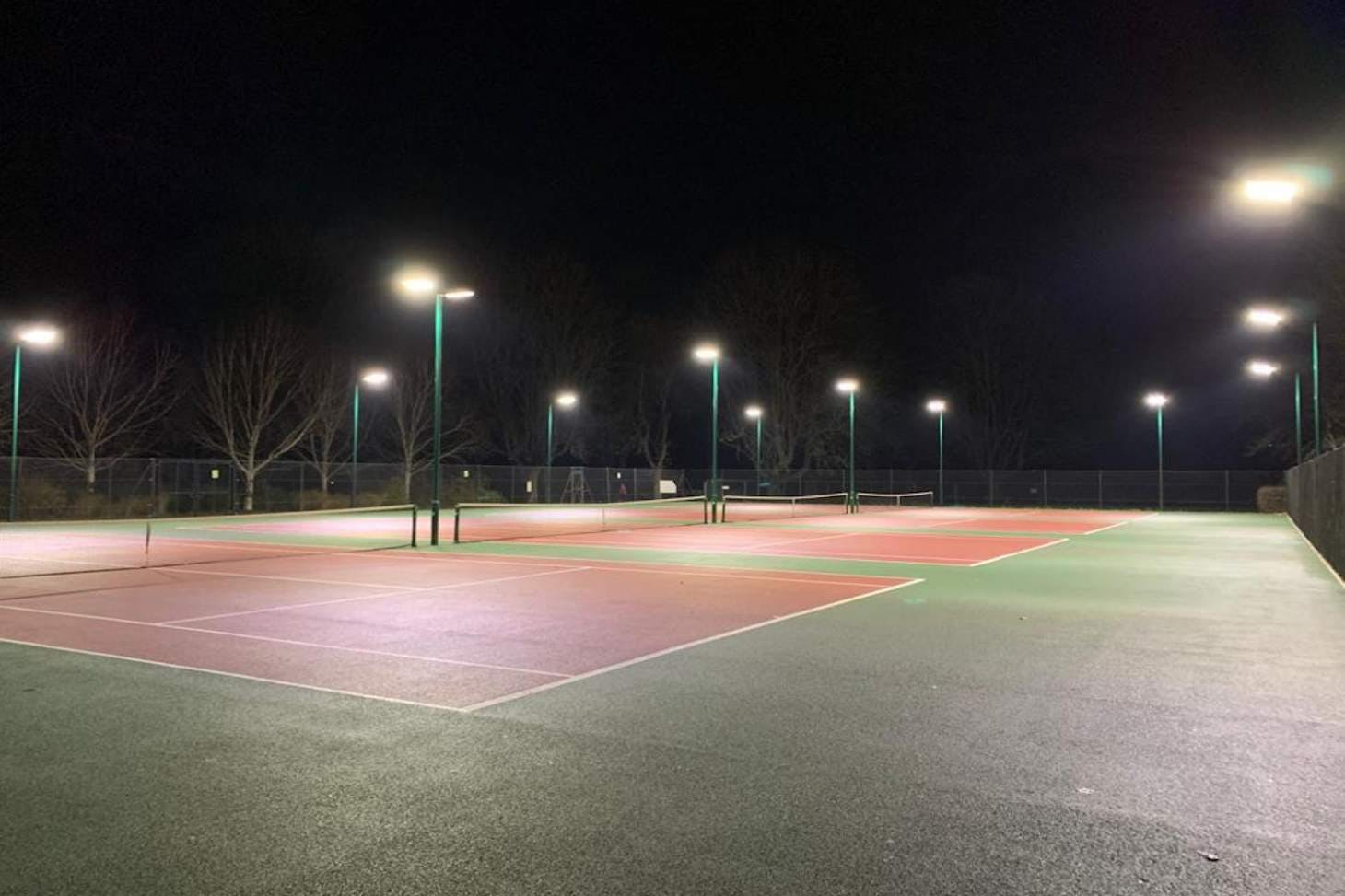 Bury Knowle Park Outdoor | Hard (macadam) tennis court