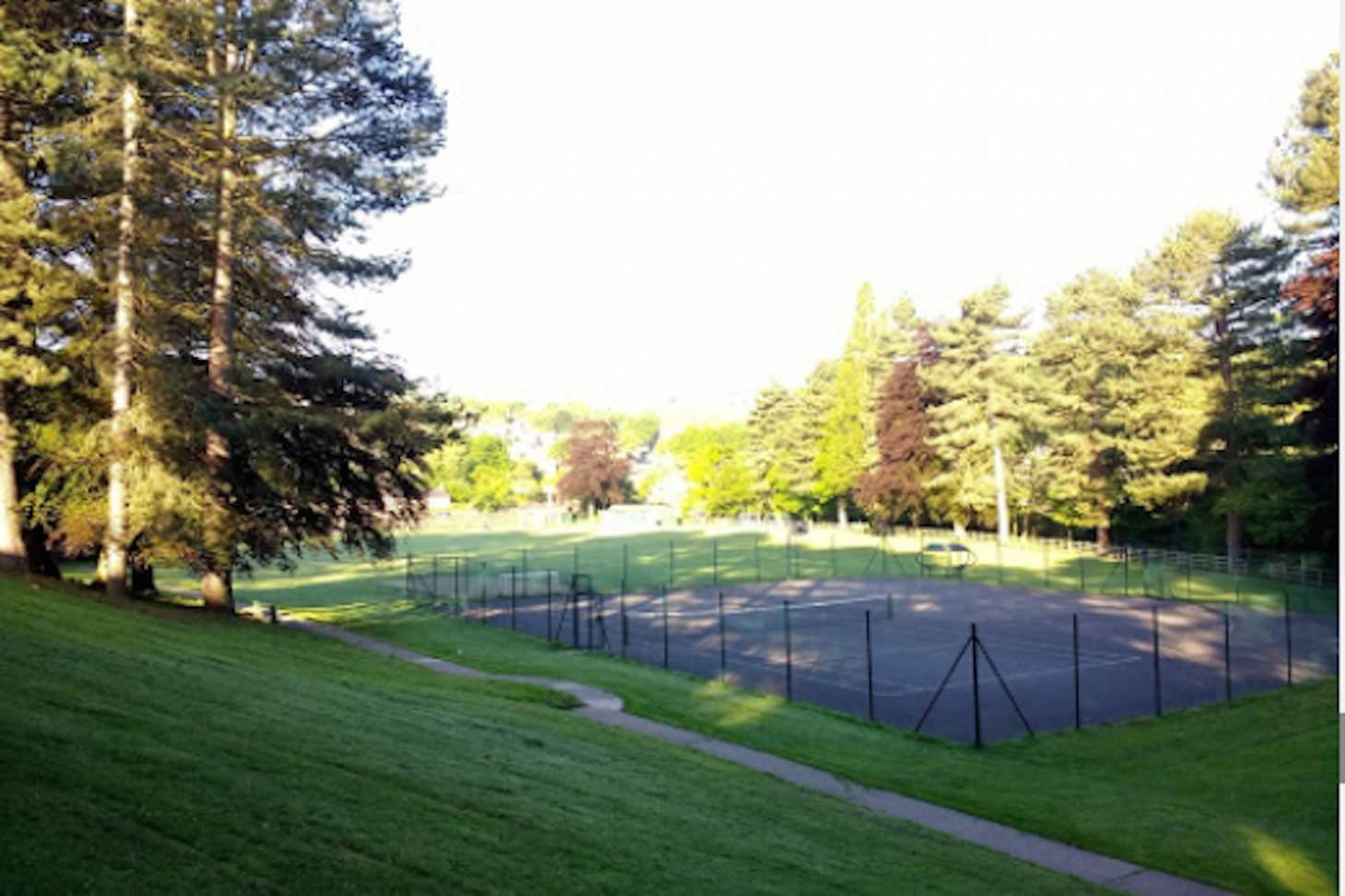 Coronation Park Outdoor | Hard (macadam) tennis court