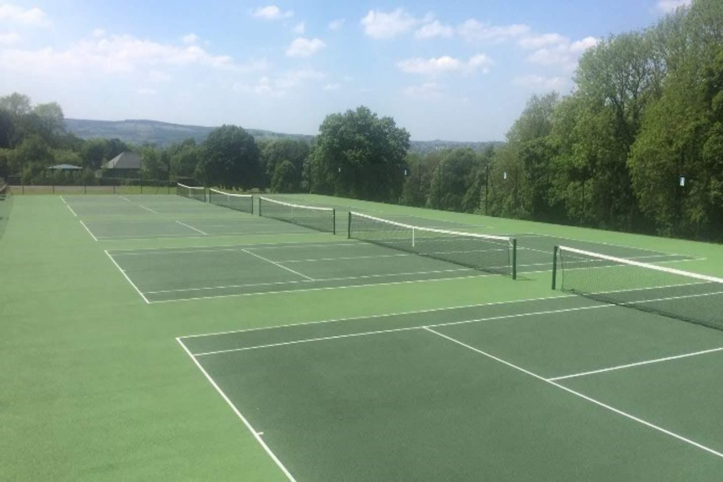 Graves Park Outdoor | Hard (macadam) tennis court