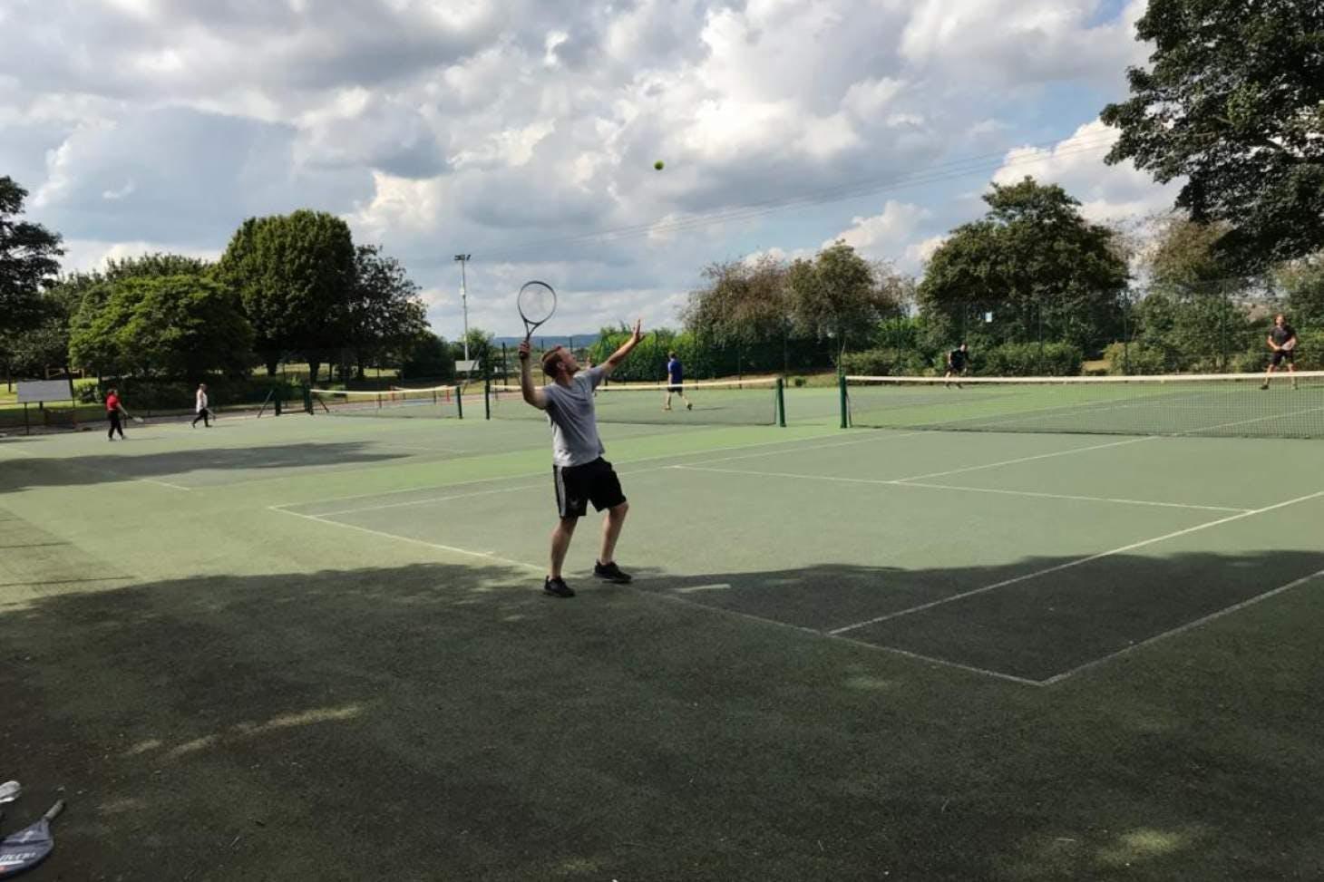 High Hazels Park Outdoor | Hard (macadam) tennis court