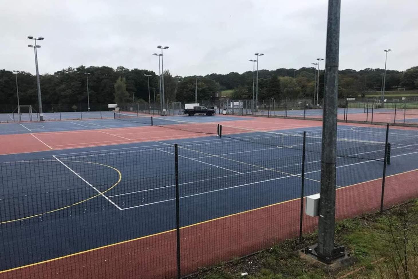 Southampton Outdoor Sports Centre Outdoor | Hard (macadam) tennis court