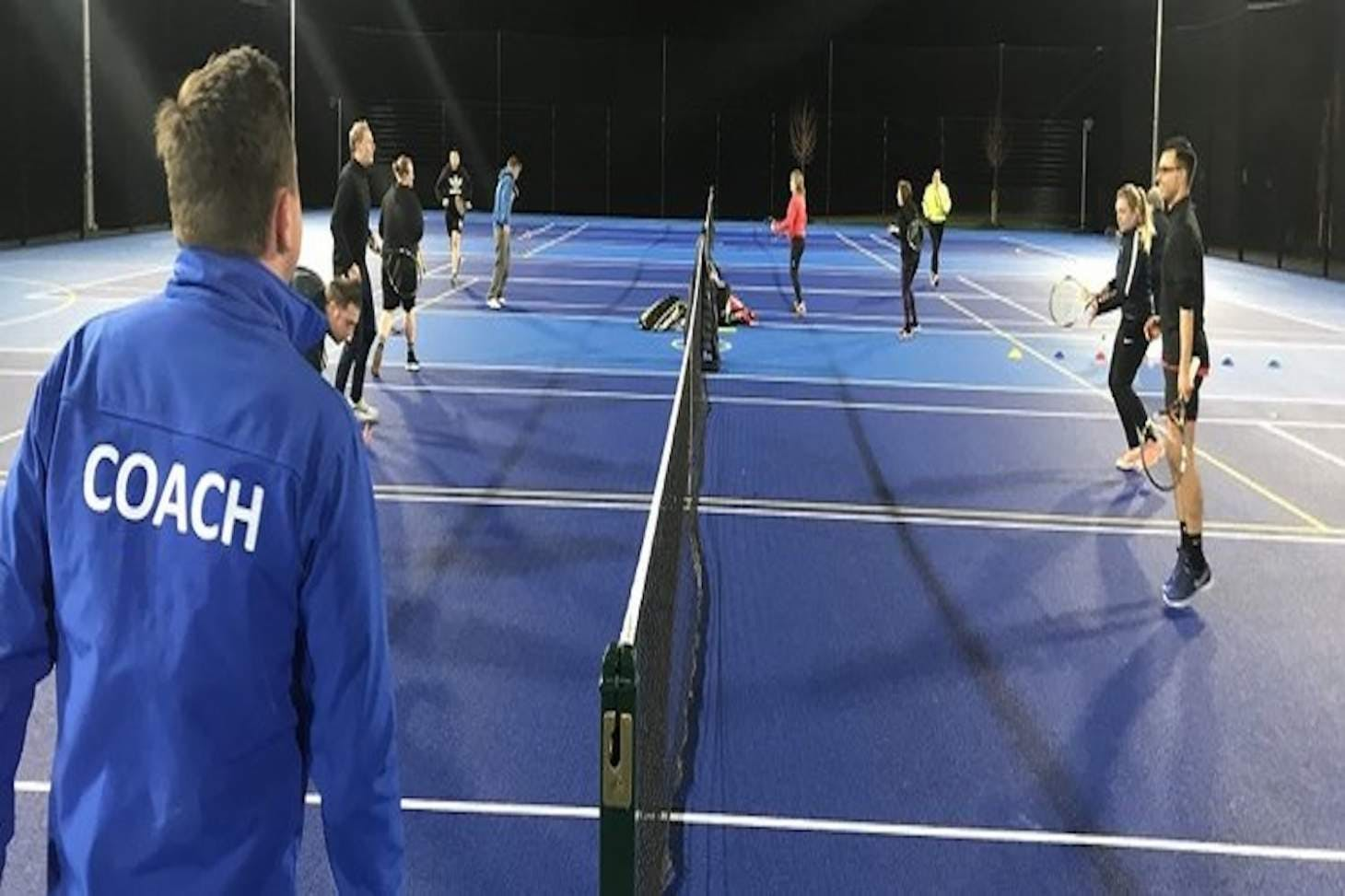 Places Leisure Eastleigh Outdoor | Hard (macadam) tennis court