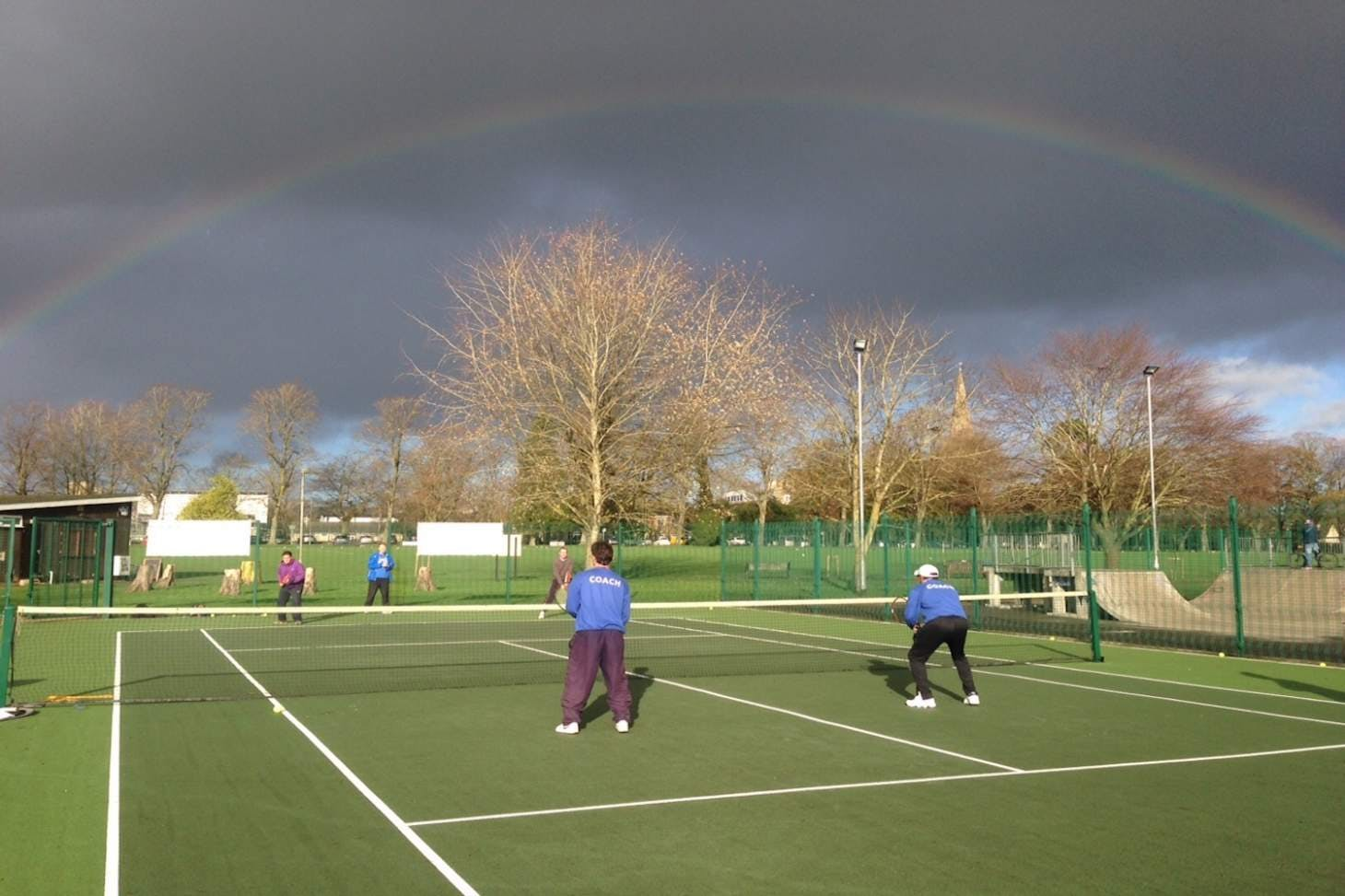 Leys Recreation Ground Outdoor | Hard (macadam) tennis court