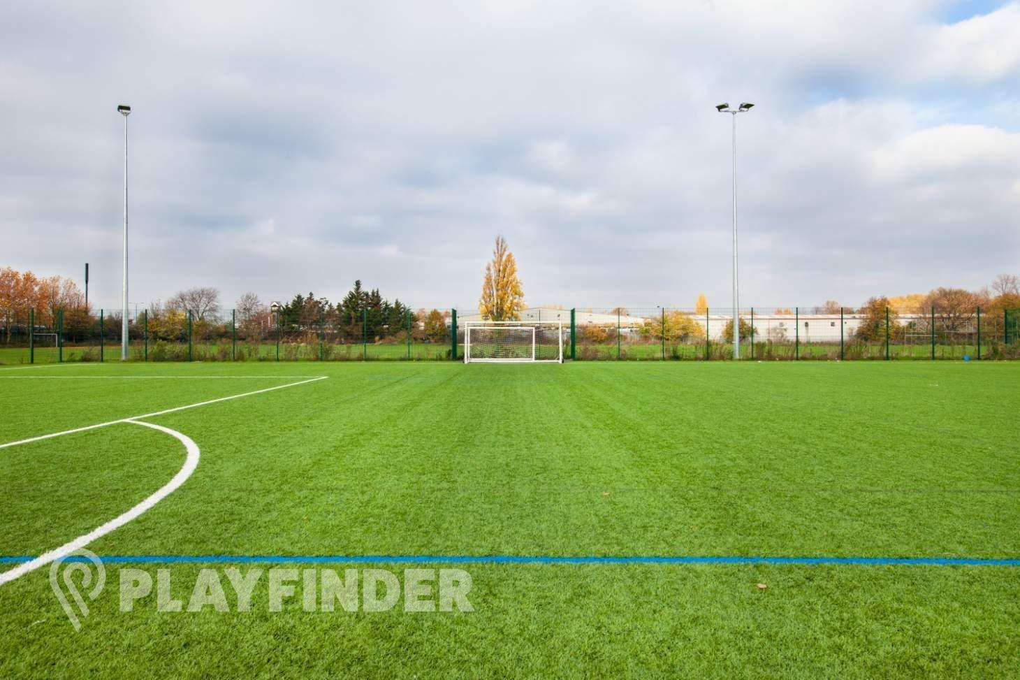 Salisbury Hall Playing Fields 5 a side | 3G Astroturf football pitch