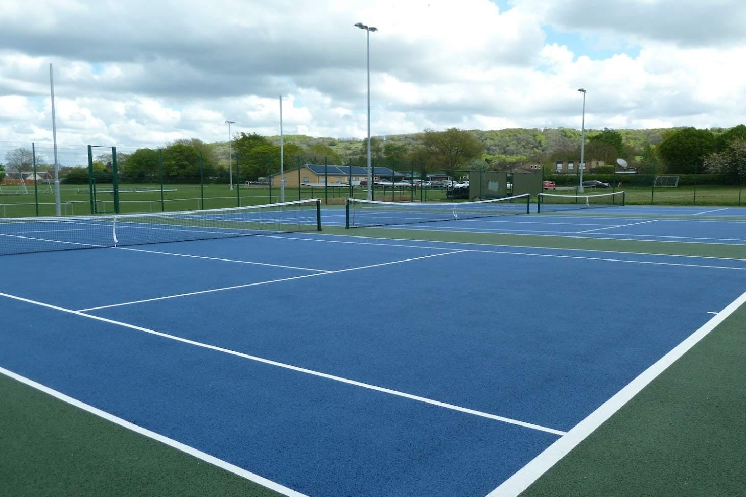 Chinnor Tennis Club Outdoor | Hard (macadam) tennis court