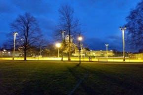 The Racecourse   Hard (macadam) Tennis Court