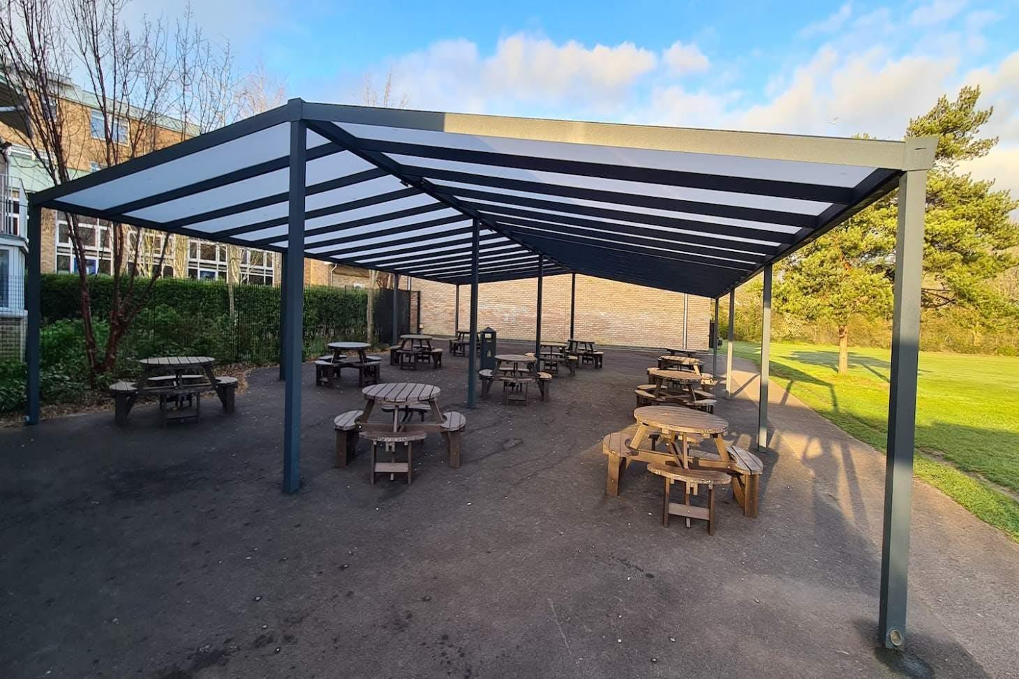 Brune Park School Terrace space hire
