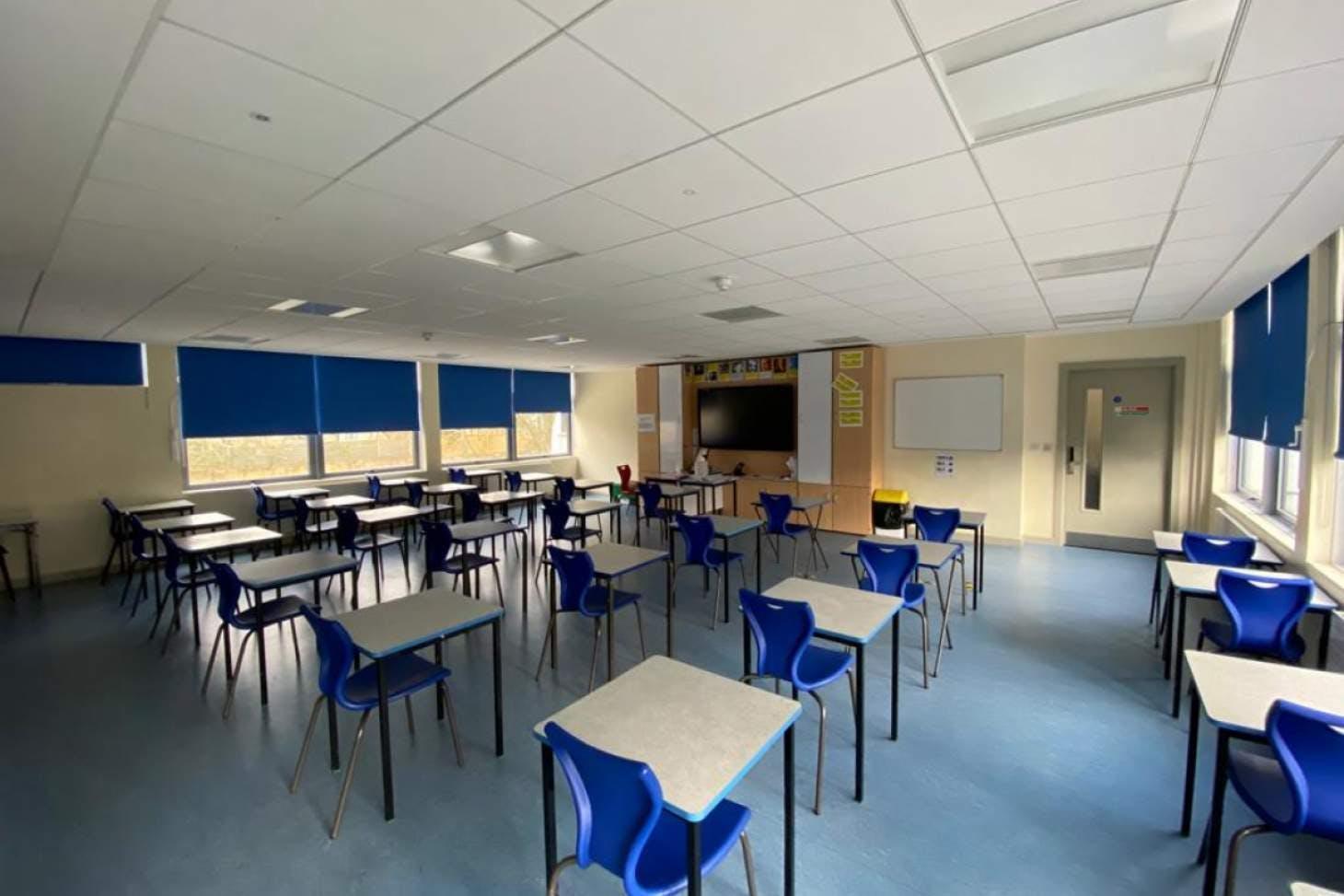 La Sainte Union School Classroom space hire