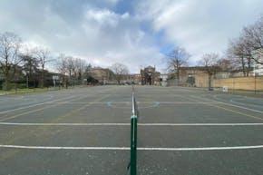 La Sainte Union School | Hard (macadam) Tennis Court