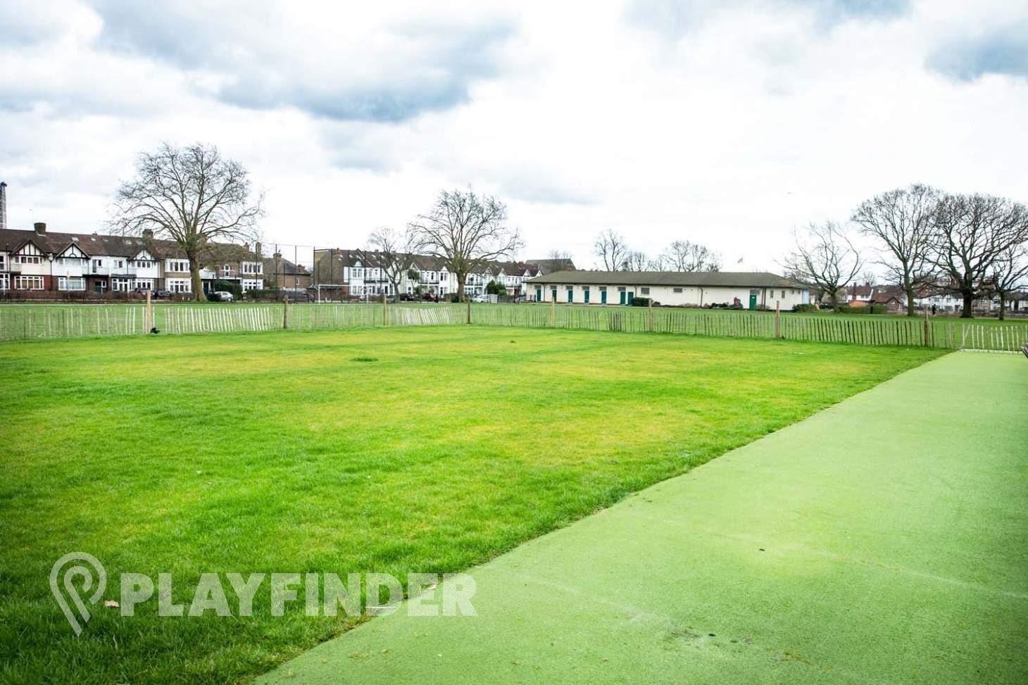 North Acton Playing Fields Full size | Grass cricket facilities
