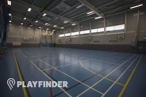 Ark Academy Wembley | Indoor Basketball Court