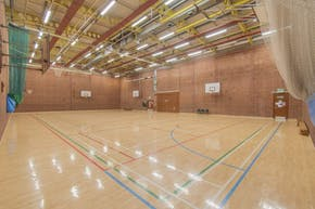 Pastures Youth and Sports Centre | Sports hall Badminton Court
