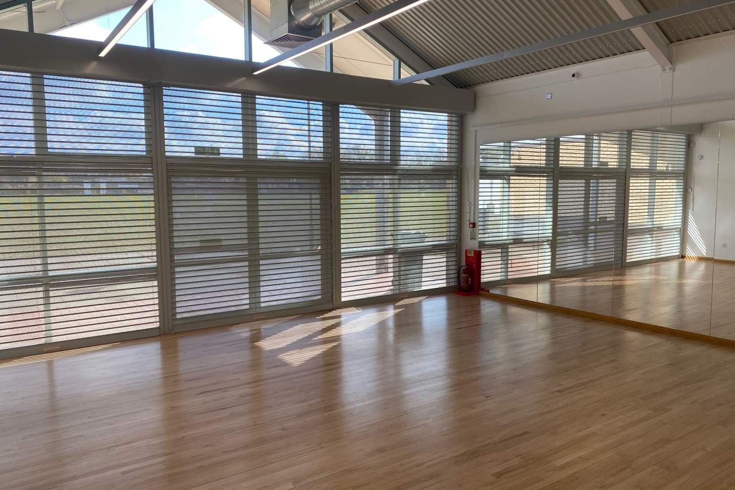 Leyton Sports Ground Studio | Dance studio space hire