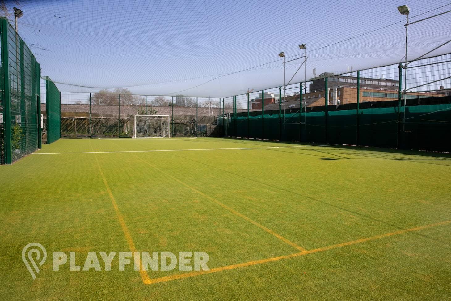 Calthorpe Community Garden - 5ASIDE FC 5 a side | 3G Astroturf football pitch