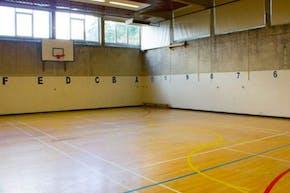 Harris Academy Battersea | Gymnasium Badminton Court
