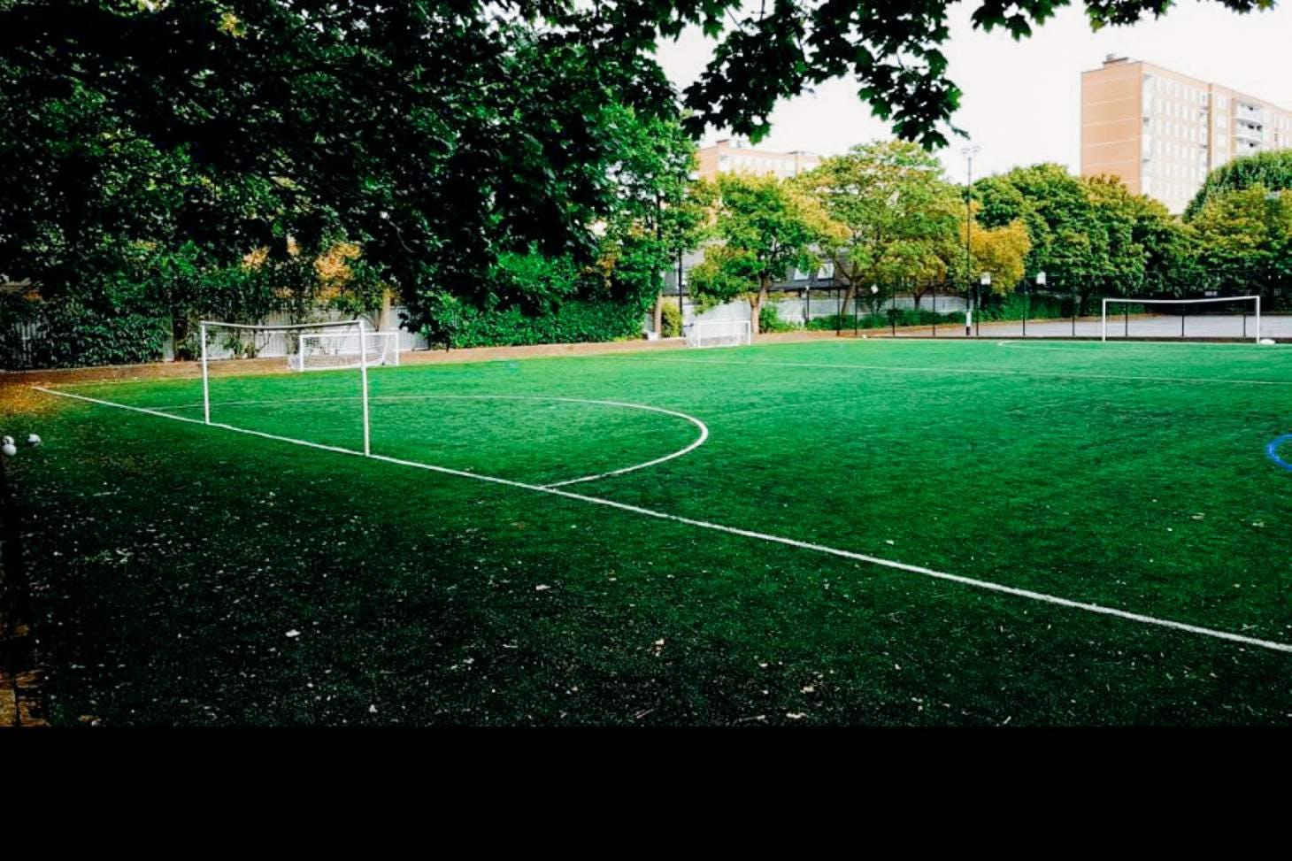 Harris Academy Battersea 7 a side | 3G Astroturf football pitch
