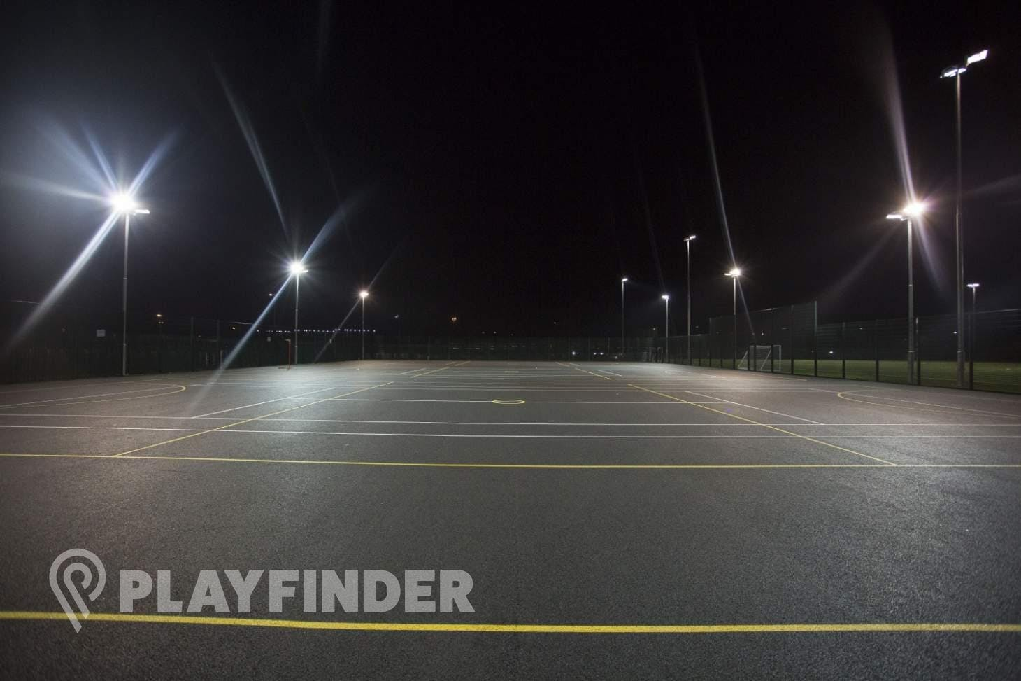 Ark Elvin Academy Outdoor   Hard (macadam) basketball court