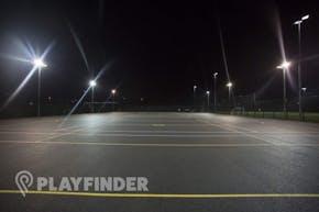 Ark Elvin Academy | Hard (macadam) Basketball Court