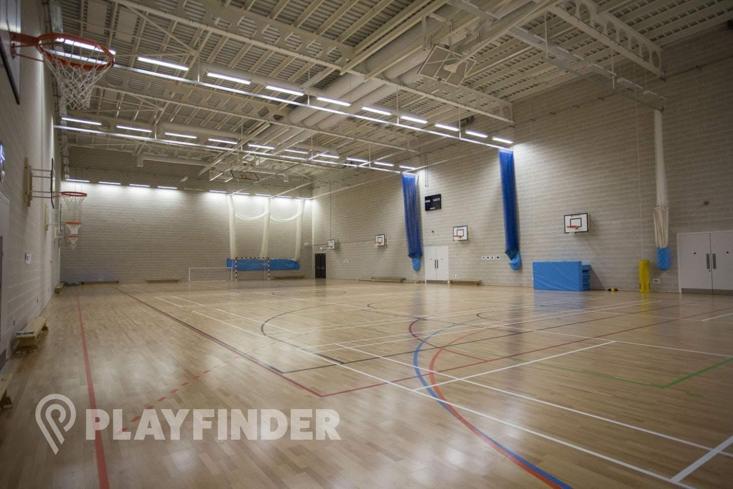 Ark Elvin Academy Pitch | Sports hall futsal pitch