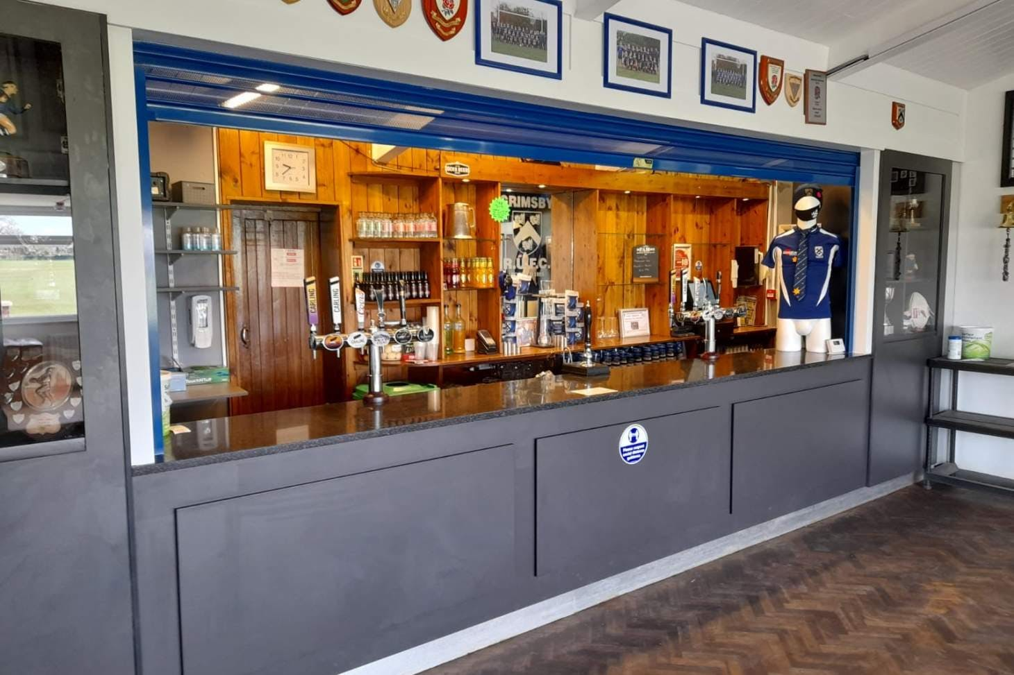 Grimsby Rugby Union Football Club Function room space hire