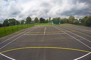 Archer Academy | Hard (macadam) Netball Court