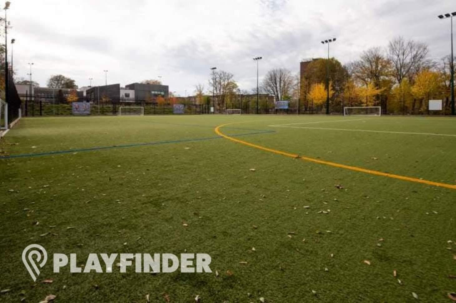 Harris Academy St Johns Wood 9 a side   3G Astroturf football pitch