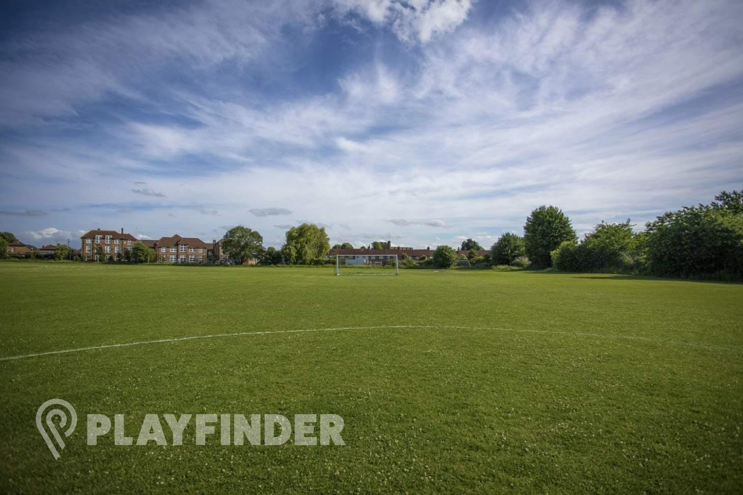 Harris Academy Greenwich Union | Grass rugby pitch