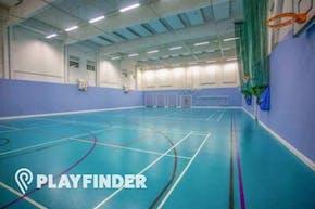 Mossbourne Victoria Park Academy | Sports hall Volleyball Court