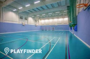 Mossbourne Victoria Park Academy | Sports hall Cricket Facilities