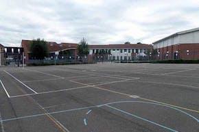 Welling School | Hard (macadam) Netball Court