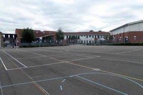 Welling School | Hard (macadam) Basketball Court