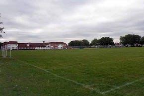 Welling School   Grass Football Pitch