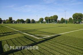 Capital City Academy | 3G astroturf Football Pitch