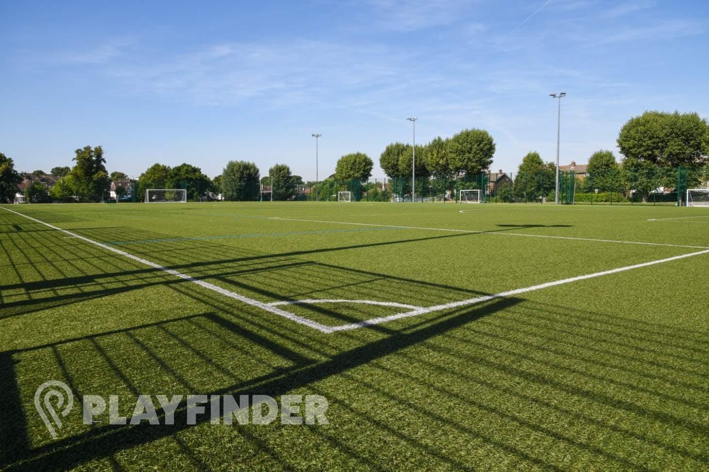 Capital City Academy 7 a side   3G Astroturf football pitch
