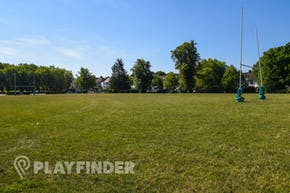 Capital City Academy | Grass Rugby Pitch