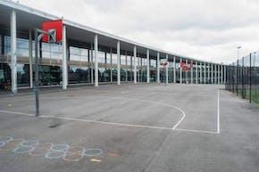 Capital City Academy | Hard (macadam) Basketball Court