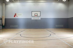 St Aloysius' College | Sports hall Volleyball Court