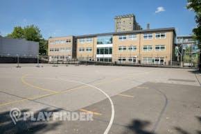 St Aloysius' College | Hard (macadam) Tennis Court