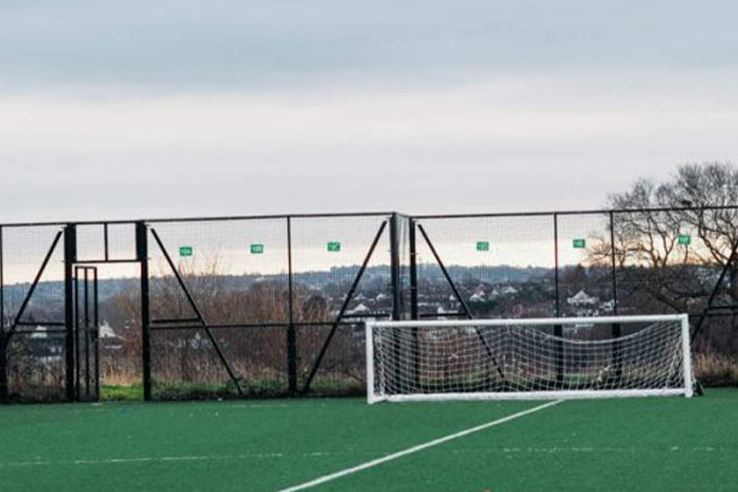 East Barnet School 11 a side | 3G Astroturf football pitch