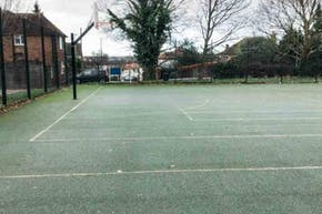 East Barnet School | Hard (macadam) Tennis Court
