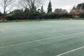 East Barnet School | Hard (macadam) Netball Court
