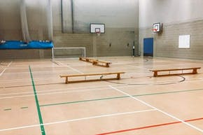 East Barnet School | Sports hall Cricket Facilities