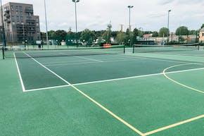 St Paul's Way Trust School | Hard (macadam) Netball Court