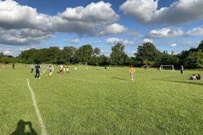 Singh Sabha Sports Centre   Grass Football Pitch