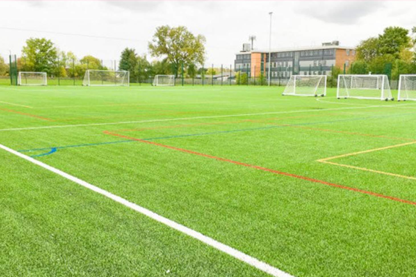 John Henry Newman Catholic College 11 a side | 3G Astroturf football pitch