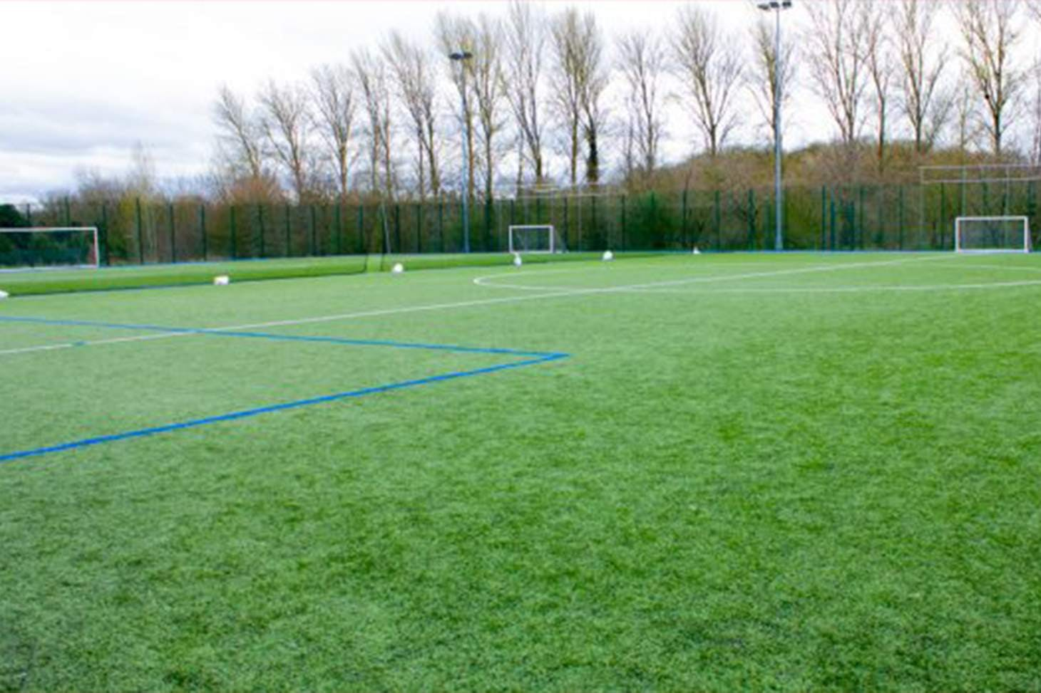 Laureate Academy 11 a side | 3G Astroturf football pitch