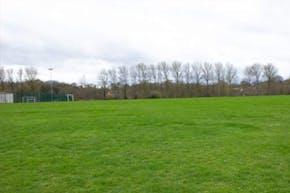 Laureate Academy   Grass Football Pitch
