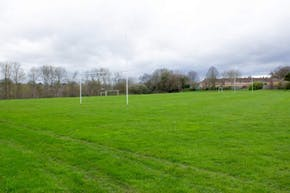 Laureate Academy   Grass Rugby Pitch