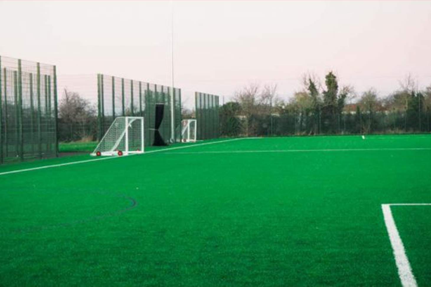 The Latimer Arts College 11 a side | 3G Astroturf football pitch