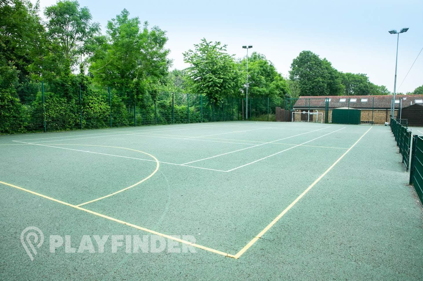 Stanley Primary School 5 a side   Hard (macadam) football pitch